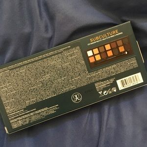 Anastasia Beverly Hills Makeup - Brand new Subculture Palette